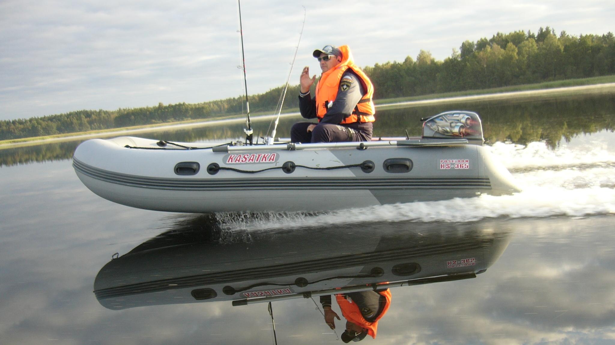 Моторная пвх лодка своими руками фото 448