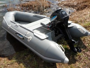 Как самому сделать мотор для лодки?