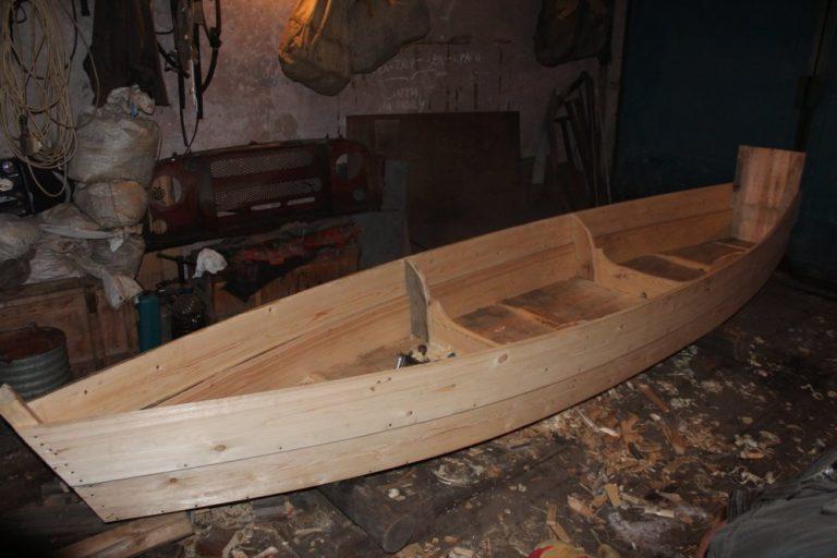 Как можно самостоятельно сделать лодку из фанеры