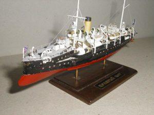Какое предназначение канонерской лодки?