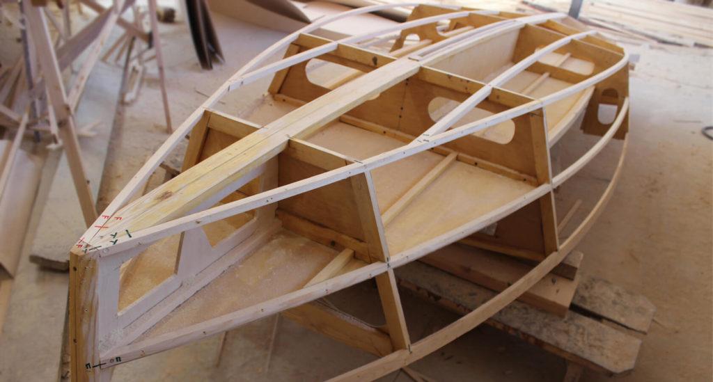 Сделать сам лодка из фанеры