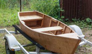 Как сделать лодку своими руками?
