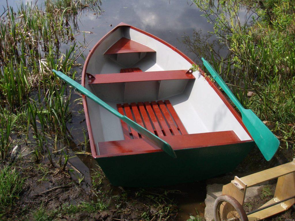 картинка самодельной лодки если